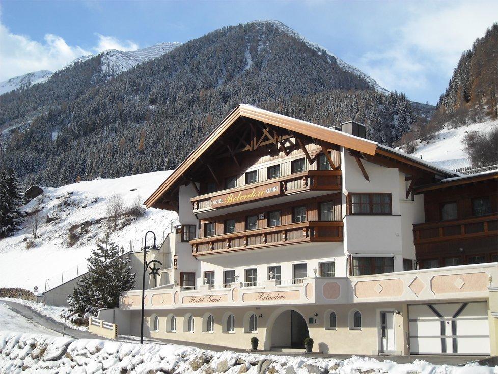 Hotel Belvedere Ischgl